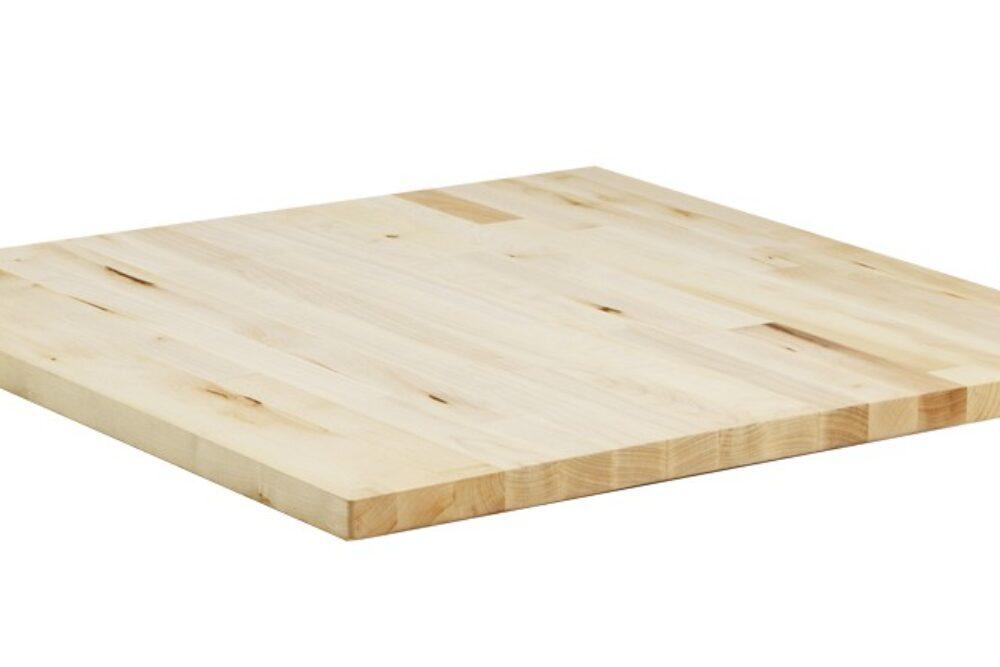 Tischplatte Ahorn